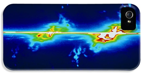 Astrophysics iPhone 5 Cases - Seyfert Galaxy iPhone 5 Case by Nasaesastscij.hutchings, Dao, Et Al