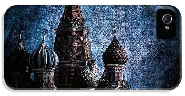 Moscow iPhone 5 Cases - Solace iPhone 5 Case by Andrew Paranavitana