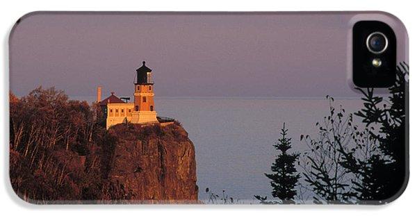 Split Rock Lightghouse - Fs000635 IPhone 5 / 5s Case by Daniel Dempster