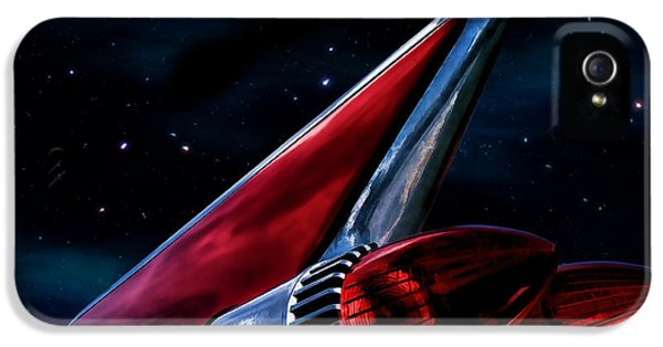 Bullets iPhone 5 Cases - Stardate 1959 iPhone 5 Case by Douglas Pittman