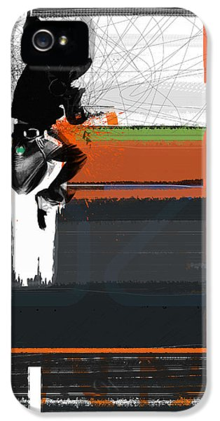 Expressive iPhone 5 Cases - Streets iPhone 5 Case by Naxart Studio