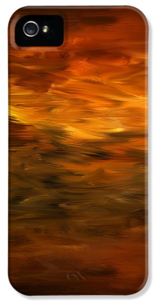 Summer's Hymns IPhone 5 / 5s Case by Lourry Legarde