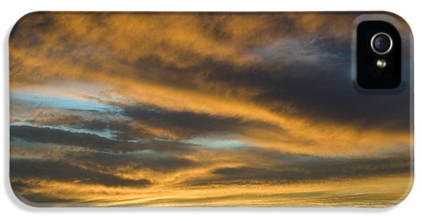 Ignacio iPhone 5 Cases - Sunset Over San Ignacio Lagoon, Mexico iPhone 5 Case by Bob Gibbons