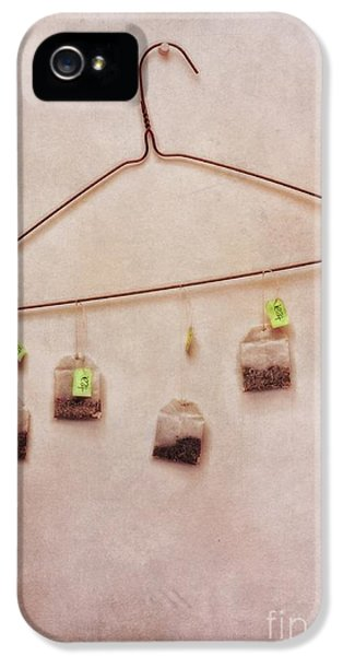 Tea Bags IPhone 5 / 5s Case by Priska Wettstein