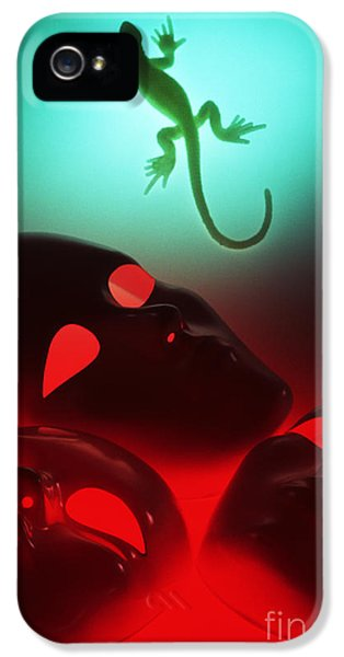 End Of Days iPhone 5 Cases - The End Of Days iPhone 5 Case by Bob Christopher