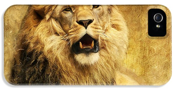Wild iPhone 5 Cases - The King iPhone 5 Case by Angela Doelling AD DESIGN Photo and PhotoArt