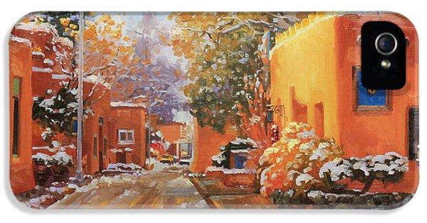 Gary Kim - Page 2 The-winter-beauty-of-santa-fe-gary-kim