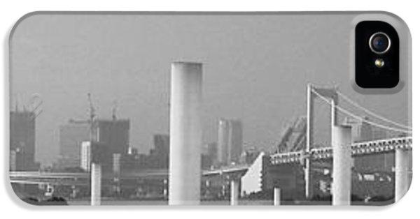 Tokyo Panorama IPhone 5 / 5s Case by Naxart Studio