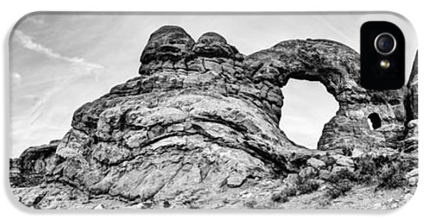 Turret Pano IPhone 5 / 5s Case by Chad Dutson