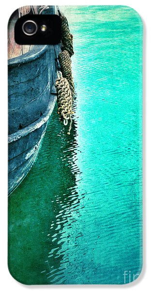 Vintage Ship IPhone 5 / 5s Case by Jill Battaglia
