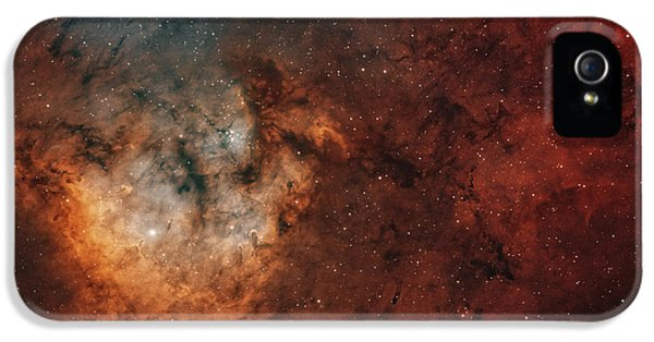 Astrophysics iPhone 5 Cases - Widefield View Of The Young iPhone 5 Case by Rolf Geissinger
