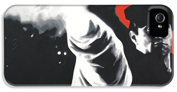 - The Godfather - IPhone 5 / 5s Case by Luis Ludzska