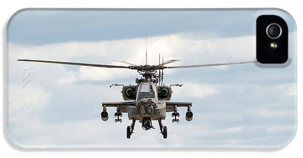 Ah-64 Apache IPhone 5 / 5s Case by Sebastian Musial