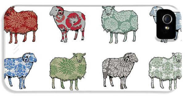 Baa Humbug IPhone 5 / 5s Case by Sarah Hough