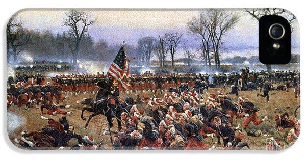 Battle Of Fredericksburg IPhone 5 / 5s Case by Granger