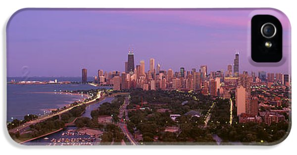 Chicago, Diversey Harbor Lincoln Park IPhone 5 / 5s Case by Panoramic Images