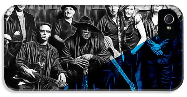 E Street Band Collection IPhone 5 / 5s Case by Marvin Blaine
