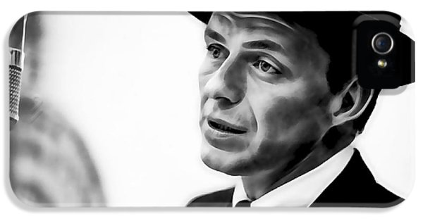 Frank Sinatra Collection IPhone 5 / 5s Case by Marvin Blaine