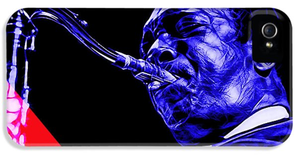 John Coltrane Collection IPhone 5 / 5s Case by Marvin Blaine