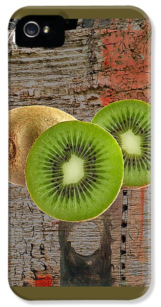 Kiwi Collection IPhone 5 / 5s Case by Marvin Blaine