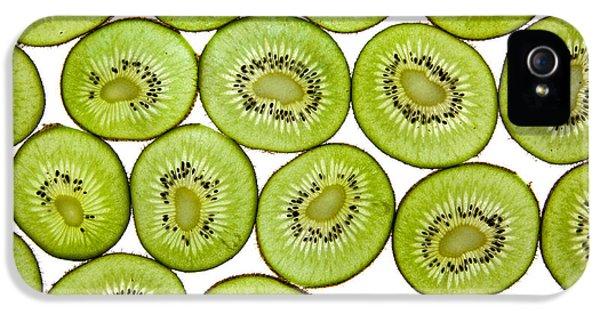Kiwifruit IPhone 5 / 5s Case by Nailia Schwarz