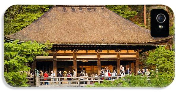 Kiyomizudera Temple IPhone 5 / 5s Case by Sebastian Musial