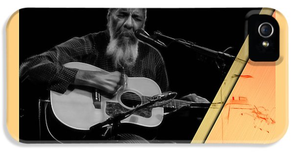 Richie Havens Collection IPhone 5 / 5s Case by Marvin Blaine