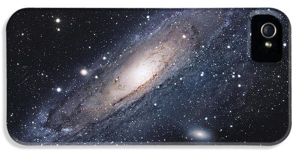 Stars iPhone 5 Cases - The Andromeda Galaxy iPhone 5 Case by Robert Gendler