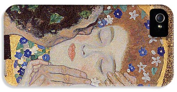The Kiss IPhone 5 / 5s Case by Gustav Klimt