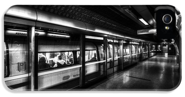 The Underground System IPhone 5 / 5s Case by David Pyatt