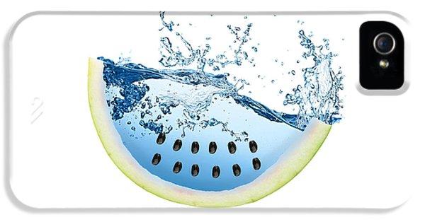 Watermelon Splash IPhone 5 / 5s Case by Marvin Blaine
