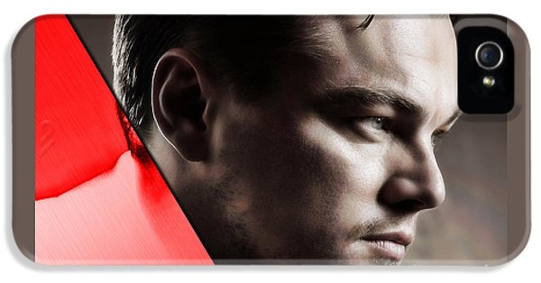 Leonardo Dicaprio Collection IPhone 5 / 5s Case by Marvin Blaine