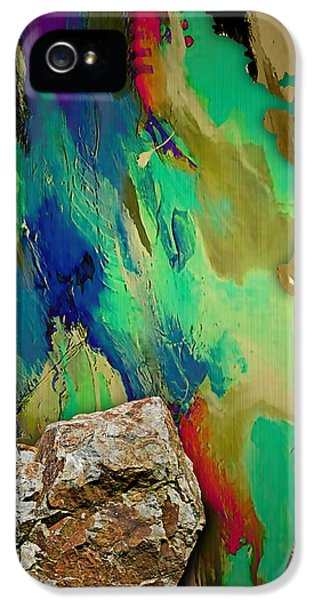 Rock Climber Collection IPhone 5 / 5s Case by Marvin Blaine