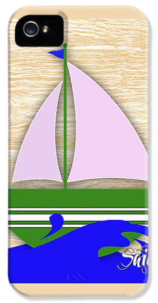 Sailing Collection IPhone 5 / 5s Case by Marvin Blaine