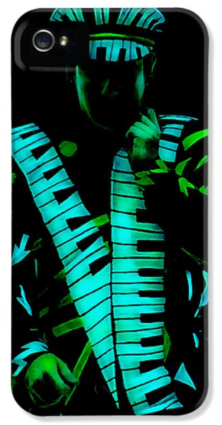 Elton John Collection IPhone 5 / 5s Case by Marvin Blaine