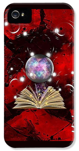 Magic Collection IPhone 5 / 5s Case by Marvin Blaine