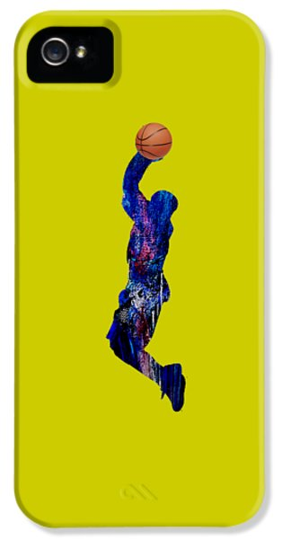 Basketball Collection IPhone 5 / 5s Case by Marvin Blaine