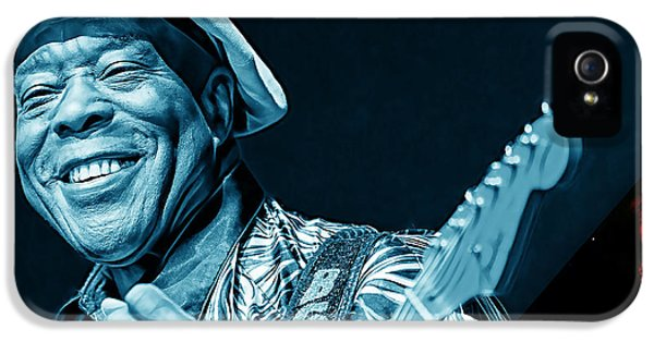 Buddy Guy Collection IPhone 5 / 5s Case by Marvin Blaine