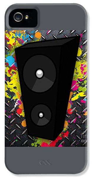 Music IPhone 5 / 5s Case by Marvin Blaine