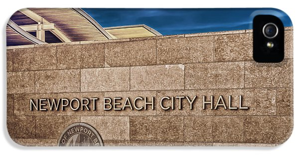 Newport Beach iPhone 5 Cases - 135 to 237 Million Dollars Give Or Take iPhone 5 Case by TC Morgan