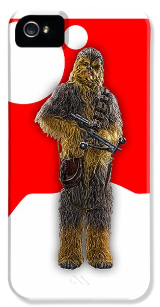 Star Wars Chewbacca Collection IPhone 5 / 5s Case by Marvin Blaine
