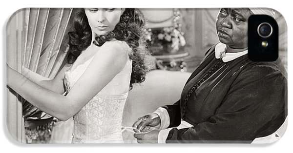 Gone With The Wind, 1939 IPhone 5 / 5s Case by Granger