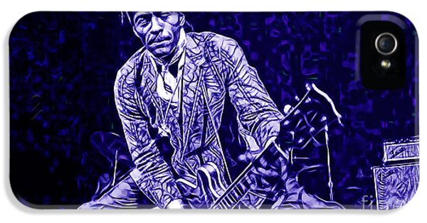 Chuck Berry Collection IPhone 5 / 5s Case by Marvin Blaine