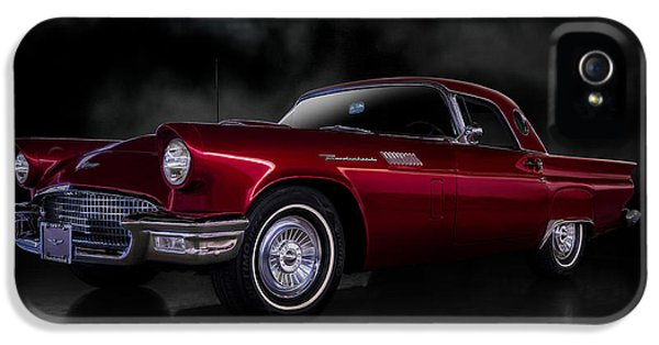 Candy iPhone 5 Cases - 57 T-Bird iPhone 5 Case by Douglas Pittman