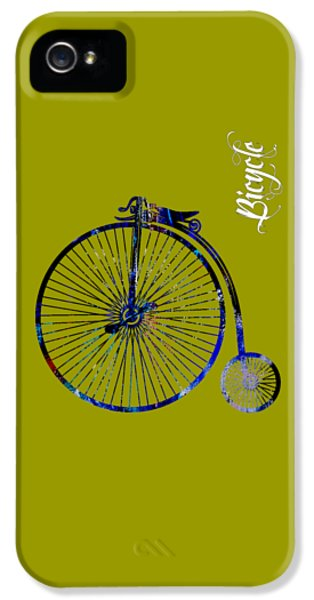 Bicycle Collection IPhone 5 / 5s Case by Marvin Blaine