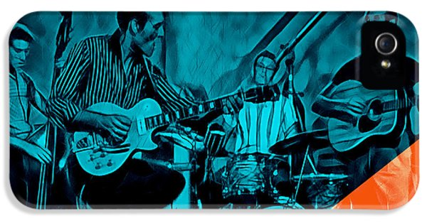 Carl Perkins Collection IPhone 5 / 5s Case by Marvin Blaine