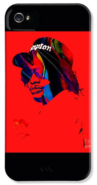 Eazy E Straight Outta Compton IPhone 5 / 5s Case by Marvin Blaine