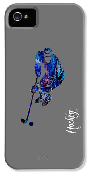 Hockey Collection IPhone 5 / 5s Case by Marvin Blaine