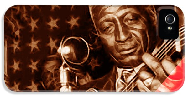 Leadbelly Collection IPhone 5 / 5s Case by Marvin Blaine