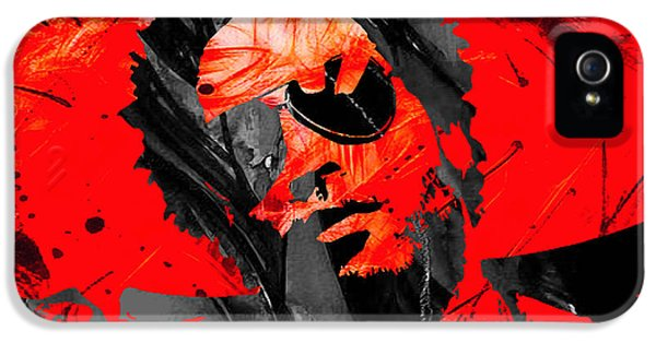 Lenny Kravitz Collection IPhone 5 / 5s Case by Marvin Blaine